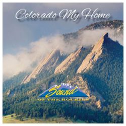 """Colorado My Home"" album cover"