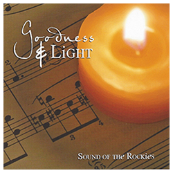 """Goodness and Light"" album cover"